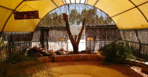 Picture of Aboriginal cultural place in ed/voc at Banksia Hill