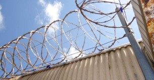 2012 Greenough Inspection view of Razor Wire