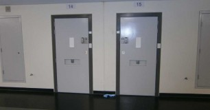 Image fo cell doors at Hakea Juvenile Facility