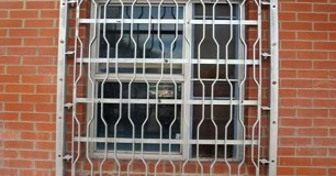 Image of grilles against cell window at Banksia Hill