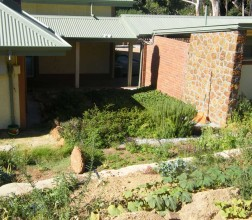 Image of a garden at Wooroloo Prison Farm