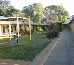 Photo of education garden in Casuarina