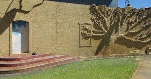 Artwork of Tree on wall