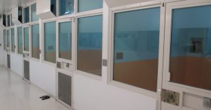 Image of cells at Mandurah Court Custody Centre