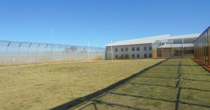 Image of building, Unit 13 at Casuarina prison
